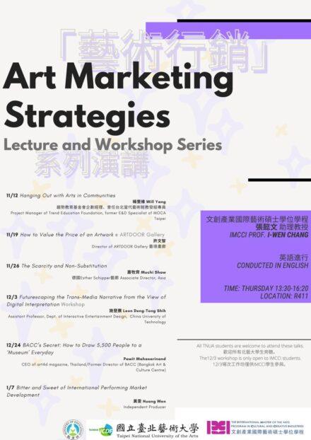 Art Marketing Strategies